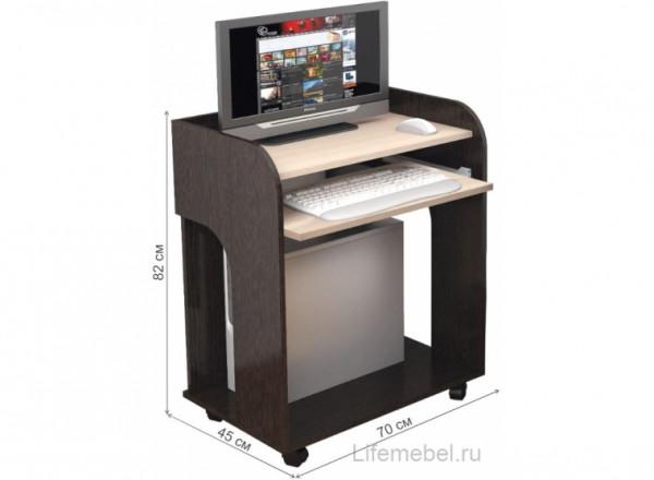 Компьютерный стол Гретта  10