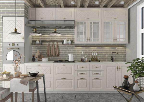 Модульный кухонный гарнитур Гранд