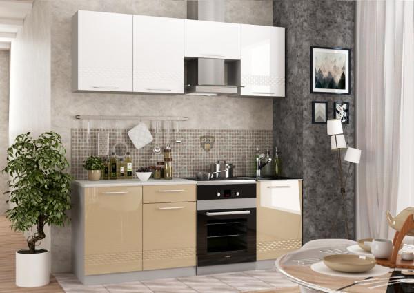 Модульный кухонный гарнитур Капля