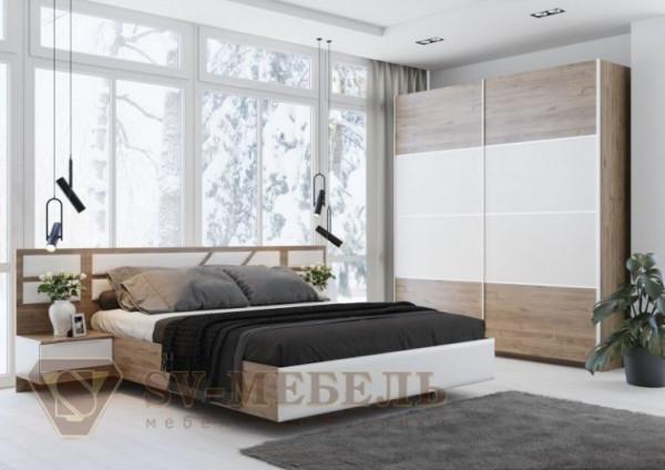 Модульная спальня Лагуна 8