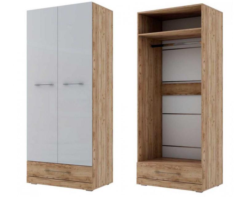 Шкаф двухстворчатый универсальный Ницца