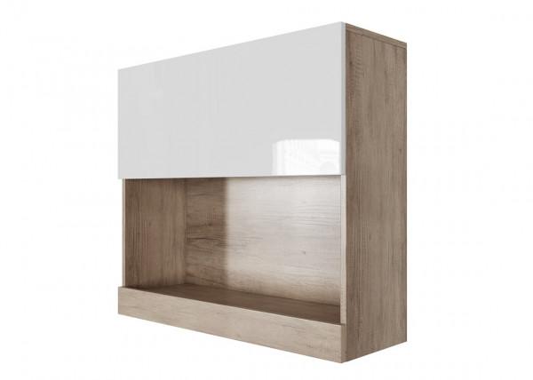 Шкаф навесной горизонтальный 800 Ницца
