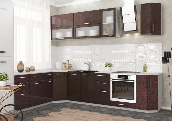 Модульный кухонный гарнитур Олива
