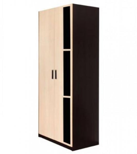 Шкаф двухстворчатый для платья Эдем 2