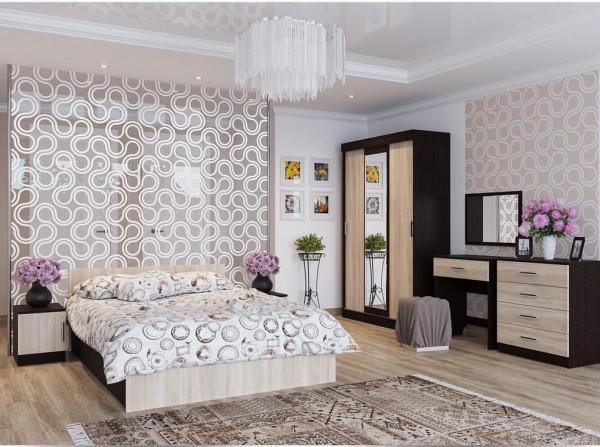 Модульная спальня Эдем 5