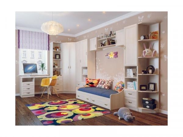 Модульная подростковая спальня Вега
