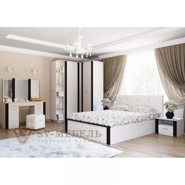 Модульная спальня Гамма 20