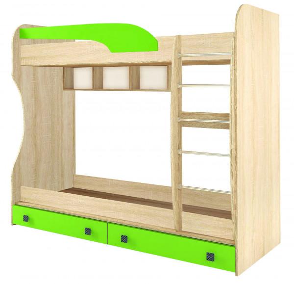 Кровать Двойная Колибри