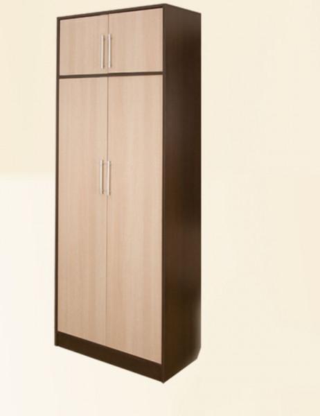 Шкаф двухстворчатый секция 3 Диана-4