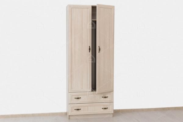 Шкаф двухстворчатый ДМ-02 Вега