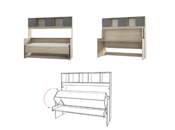 Кровать-трансформер Доминика