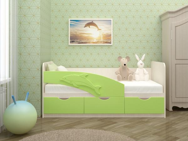 Кровать Дельфин-6